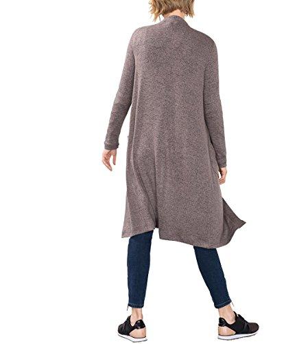 Esprit 106ee1j002, Sweat-Shirt Femme Marron (taupe 5 244)