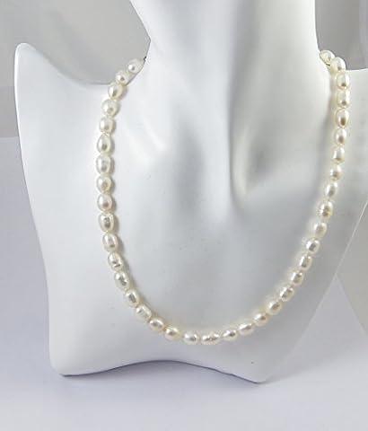 'Collier Perles de culture d'eau douce collier