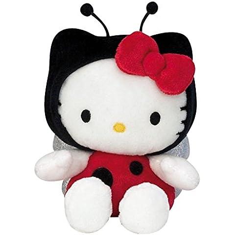 Jemini - A1101949 - Juguetes y Primera Edad - la mariquita de peluche - Hello Kitty [Importado de Francia]