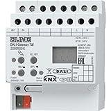 KNX DALI-Gateway TW REG elektronische Handbetätigung