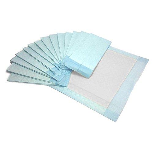 200 Stück TIGA-MED Einmal Krankenunterlagen TIGA Protect 60x60cm 12-lagig, Wickelunterlagen/Inkontinenzunterlagen