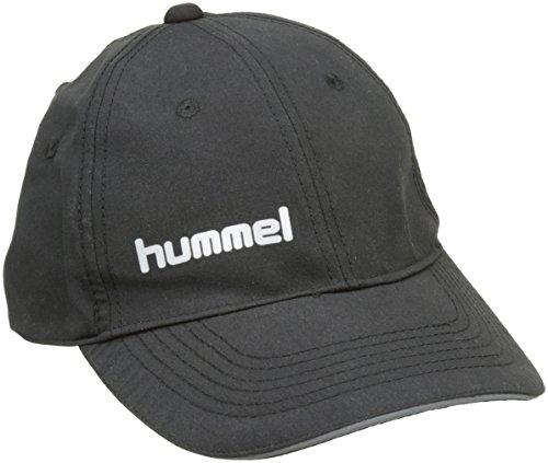 Hummel Basic Cap Casquette Mixte, Noir, Taille : 111
