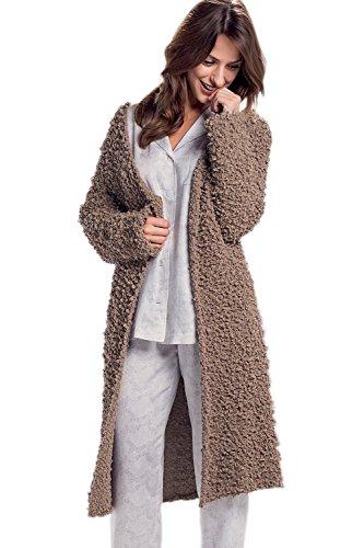 e523e86df15 Taubert Robe de chambre Femme Gris Vente Obtenir Exclusif Offres ...