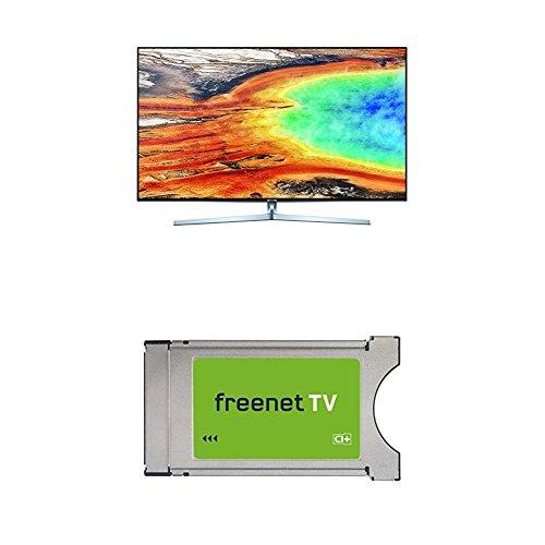 Samsung MU8009 Fernseher + Freenet CI+ Modul