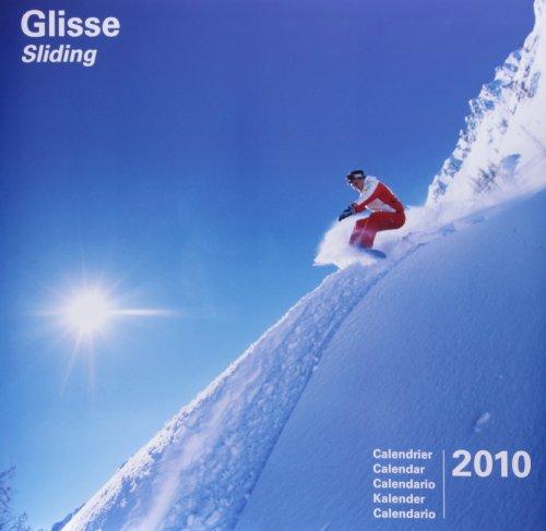 2010 Sliding 30 X 30 Calendar