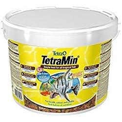 2 x 10 Liter TetraMin Hauptfutter Tetra Min Flockenfutter Flakes Fischfutter