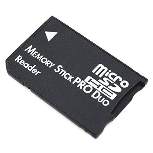 Storeinbox high speed micro sd sdhc tf per memory stick ms pro duo reader psp adattatore convertitore # 2