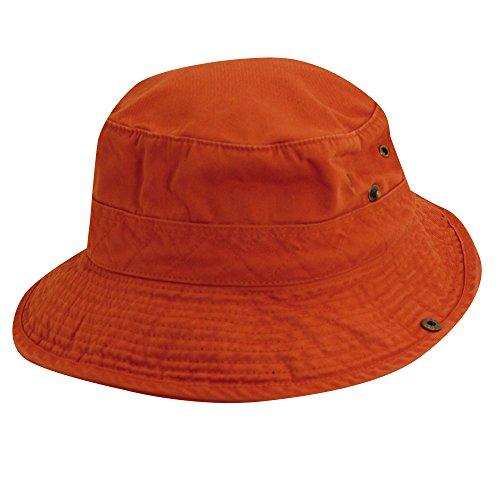 uv-boonie-hat-for-kids-from-scala-orange-navy