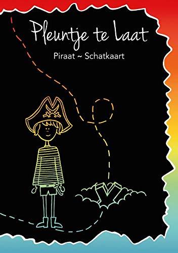 Gebraucht, Pleuntje te Laat: Piraat ~ Schatkaart gebraucht kaufen  Wird an jeden Ort in Deutschland