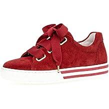 neue Stile 94b71 5d03f gabor rote sneaker refugium