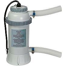 Intex Poolheizung Pool Heater, grau, 25 x 25 x 45 cm/2,6 Kg