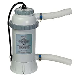 Intex 28684 Electric Above Ground Pool Heater 2.2 KW / 230 V