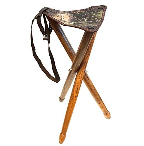 Chaise trépied de qualité, chaise de chasse/siège de chasse/siège de tir., camouflage