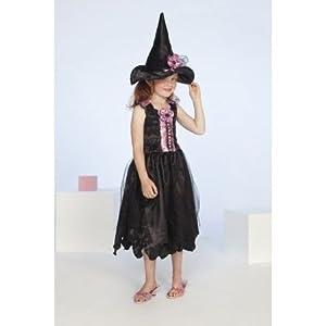 Rose & Romeo - Disfraz para niña túnica, Talla 5 - 7 años (10016)
