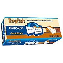 English Flash Cards (Quick Study)