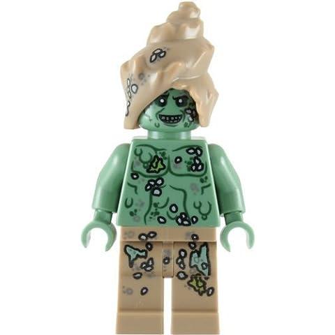 LEGO Piratas Del Caribe: Hadras Minifigura