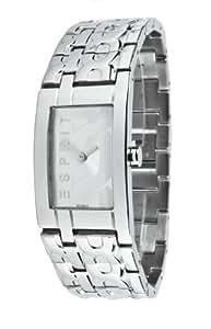 Esprit Damen-Armbanduhr XS Analog Edelstahl ES000J42069