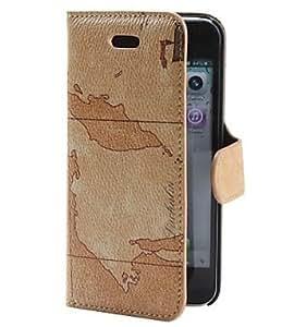 Conquistador iPhone 5 / iPhone 5S Case mit Landkarten Print