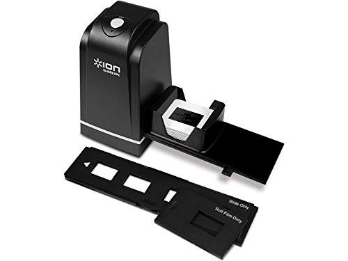 Ion Audio SLIDES2PC Dia Scanner mit USB 2.0 schwarz