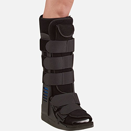 DME-Direct DME Direct Inline Air Tall Cam Walker, Closed Heel - Large