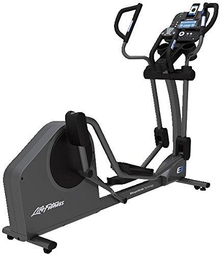 Life Fitness E3 Ellipsen-Crosstrainer mit Track+ Console, E3 - 3
