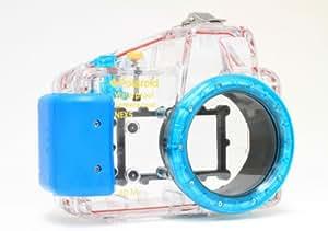 Boîtier étanche de plongée pour appareil photo par Polaroid pour appareil numérique NEX-5 AVEC objectif de 16 mm