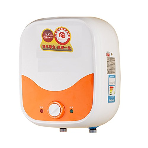 XIAO J 6L 1.5kW debajo calentador agua fregadero cocina