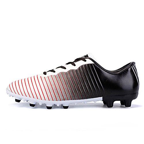 V-Do - Botas de fútbol de Piel para niño 024350680b4