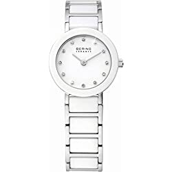 Bering Time Women's Quartz Watch Analogue Display and Strap 11422-754