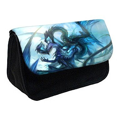 Youdesign - Trousse à Crayons/ Maquillage dragon ref 337 - Ref: 337