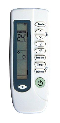 Fernbedienung für Samsung-Klimaanlagen der Serien ARH und ARC, Klimageräte, Wärmepumpen und Inverter.
