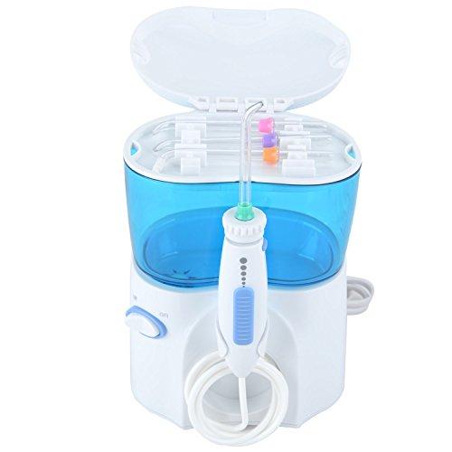 Generische Ultra Water Flosser Munddusche Zahnreinigung Hygiene 9 Aufsätze