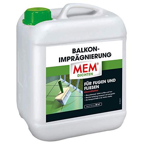 MEM Balkon-Imprägnierung 5 l