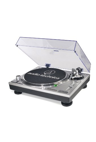 Audio-Technica at-lp120usbc Direct Drive Professionelle Plattenspieler -