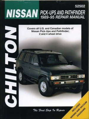 ck-up (1989-95)] (By: Chilton Automotive Books) [published: October, 1995] ()