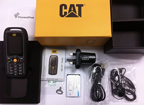 Cat Caterpillar B25 Rugged Tough Mobile Phone Dust Proof