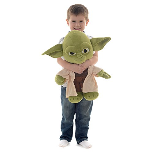 Starwars 20-Inch XL Yoda Plush Toy