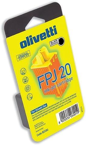 Olivetti Black Ink-jet cartridge FPJ20: B0384