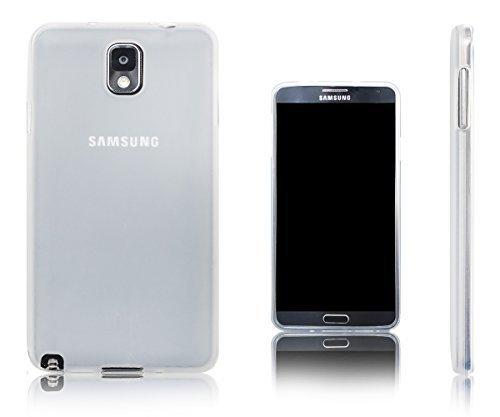 Xcessor Vapour Flexibel TPU Gel Schutzhülle Für Samsung Galaxy Note 3 Semi Transparent Sg Shell Gel