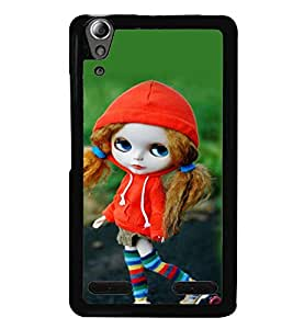 printtech Cute Anime Back Case Cover for Huawei Honor 6x