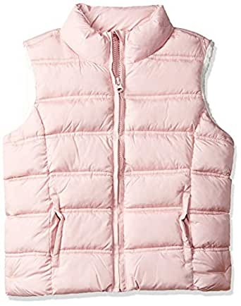 GAP Girls' Jacket (33471816601_Pink Standard_X-Small)