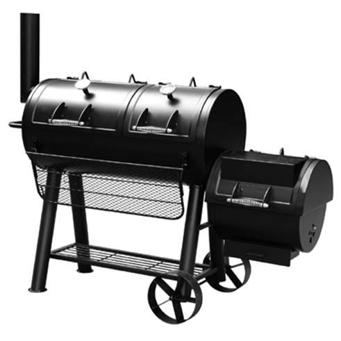 Smoker Holzkohlegrill 'Minnesota' amerikanisch grillen