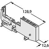 6827050–BL20de S4T de sbbc, BL20Base Módulo–Muelle Conector técnica