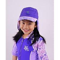 Tuga Mädchen Legionär-Hut mit UV-Schutz UPF50+