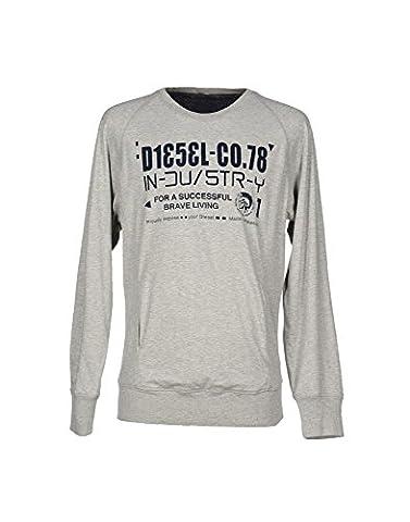 Diesel SEKI-RS 912 sweatshirt melange grey/blue