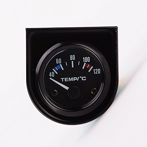 52mm Termómetro Indicador Digital Eléctrico del Sensor de Temperatura del Agua del...
