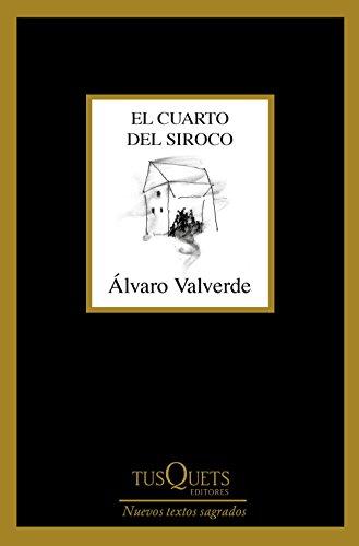 El cuarto del siroco: II Premio Nacional de Poesía 'Meléndez Valdés' (Marginales)