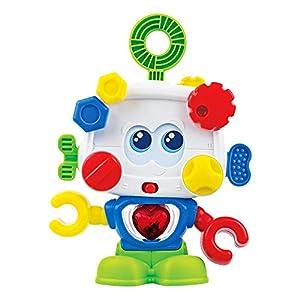 winfun - Robot Super Activity con sonidos (44721)