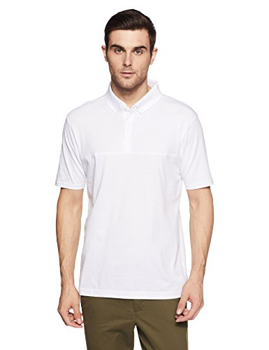 Marks & Spencer Men's Regular Fit Cotton Polo