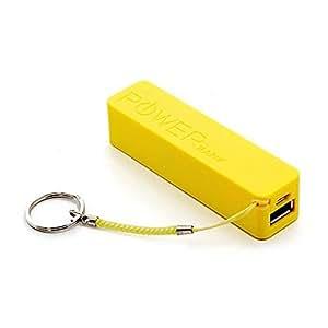 Batterie externe Jaune pour Galaxy S4 MINI 2600mAh